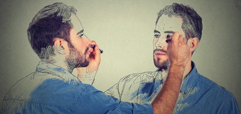 La legge dello specchio funziona anche con le virtù.