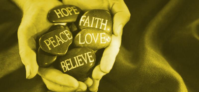 Un mondo di benedizioni (Pensieri d'Amore e protezione)