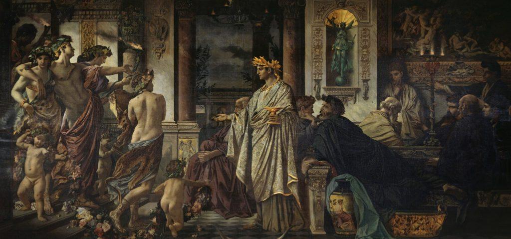Anselm Feuerbach, Il simposio di Platone